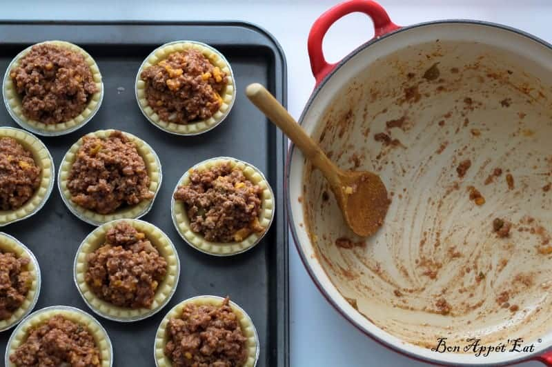 Dinner With Leftovers: Picadillo Pies