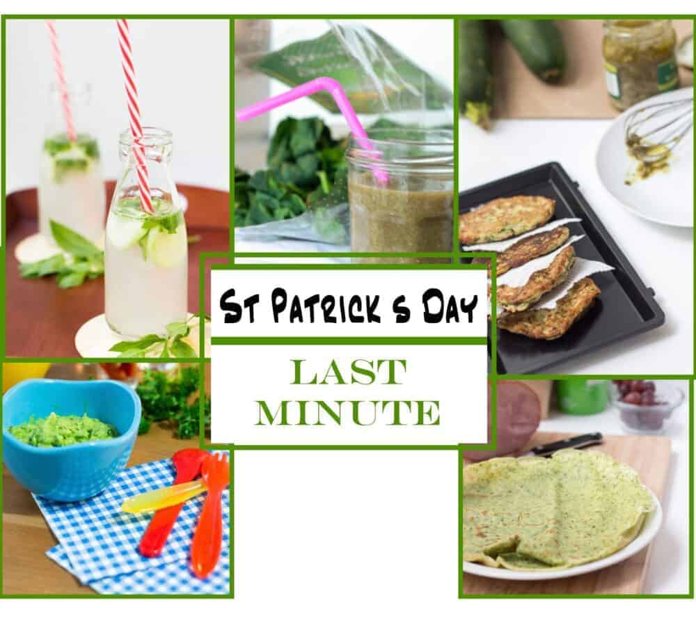 St Patrick's Day under 15 minutes